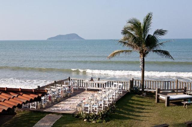 Local cerimônia Hotel Villa Rasa Marina
