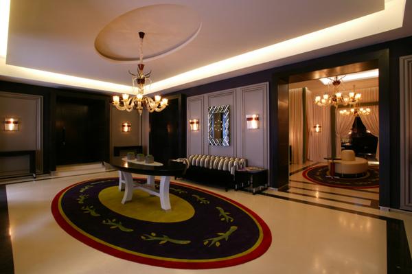 Hall, Hotel Marignan