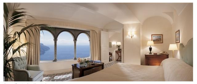 Room, Hotel Caruso