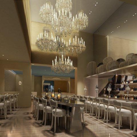 Restaurant, Mondrian Soho