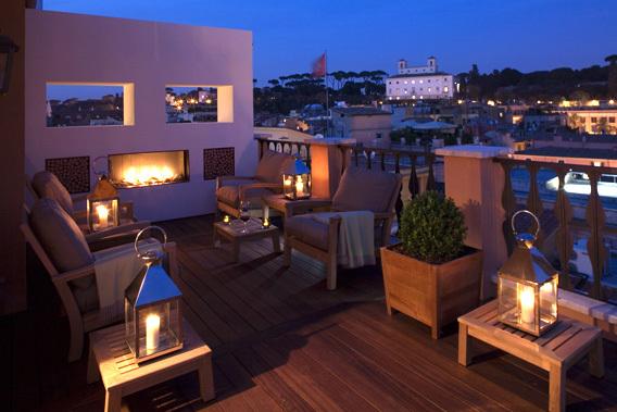 Hotel Portrait Suites Roma