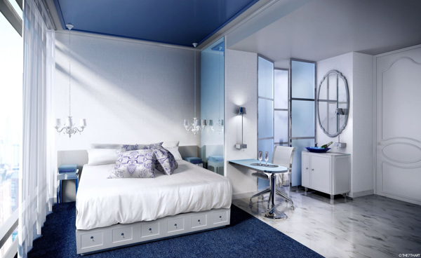 Room, Mondrian Soho